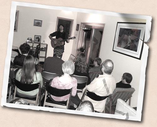 Putnam Smith House Concert