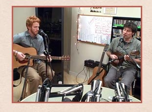 Putnam Smith with Connor Garvey -
